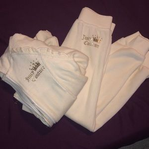 Juicy Couture Kids Velour Suit